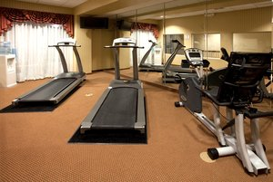 Fitness/ Exercise Room - Holiday Inn Express Hotel & Suites Spring Hill
