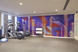 Fitness/ Exercise Room - Hotel Indigo Downtown Atlanta