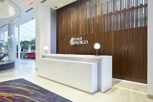 Lobby - Hotel Indigo Downtown Atlanta