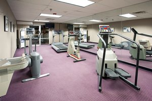 Fitness/ Exercise Room - Holiday Inn Express Boulder