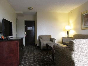 Suite - Crowne Plaza Hotel North Central Austin