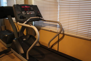 Fitness/ Exercise Room - Holiday Inn Select Downtown Memphis