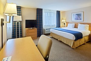 Suite - Holiday Inn Express Downtown Seattle