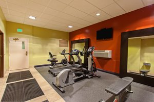Fitness/ Exercise Room - Holiday Inn Express Downtown Seattle
