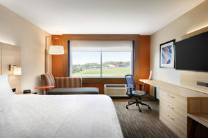 Room - Holiday Inn Express Hotel & Suites Downtown Omaha