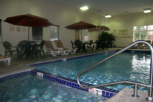 Pool - Holiday Inn Express Hotel & Suites Vineland
