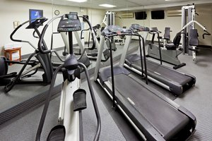 Fitness/ Exercise Room - Holiday Inn Express East Scarborough