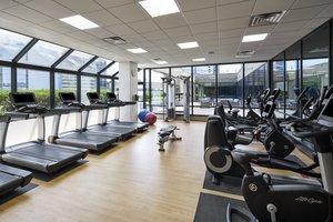 Fitness/ Exercise Room - Sheraton Inner Harbor Hotel Baltimore