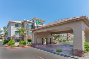 Exterior view - Holiday Inn Express Hotel & Suites ASU Tempe