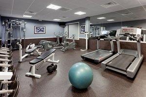 Fitness/ Exercise Room - Holiday Inn Clark