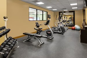 Fitness/ Exercise Room - Holiday Inn Wichita