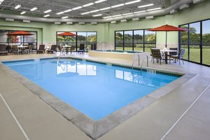 Pool - Holiday Inn Wichita