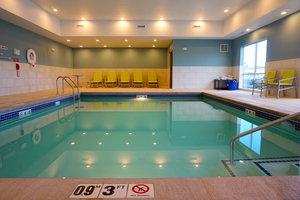 Pool - Holiday Inn Express Hotel & Suites I Street Omaha