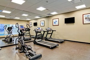 Fitness/ Exercise Room - Holiday Inn Express Hotel & Suites Downtown Toronto Area Oshawa