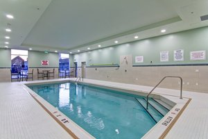 Pool - Holiday Inn Express Hotel & Suites Downtown Toronto Area Oshawa