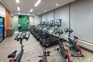 Fitness/ Exercise Room - Even Hotel Brooklyn