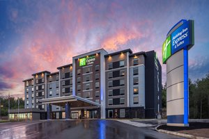 Exterior view - Holiday Inn Express Hotel & Suites North Moncton