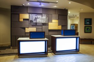 Lobby - Holiday Inn Express Hotel & Suites Downtown Louisville