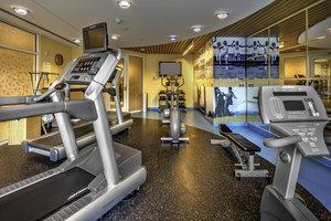 Fitness/ Exercise Room - Hotel Indigo Jacksonville