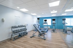 Fitness/ Exercise Room - Holiday Inn Express Hotel & Suites Radcliff