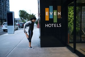 Exterior view - Even Hotel Brooklyn