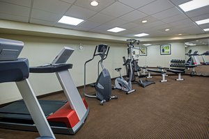 Fitness/ Exercise Room - Holiday Inn Express Hotel & Suites Downtown Regina