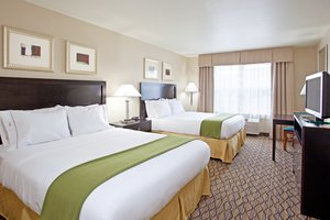 Room - Holiday Inn Express Hotel & Suites Reynoldsburg