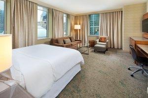 Room - Westin Hotel Minneapolis