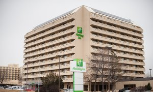 Exterior view - Holiday Inn Stapleton Plaza Denver