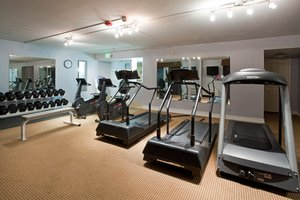 Fitness/ Exercise Room - Holiday Inn Stapleton Plaza Denver