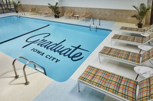 Pool - Graduate Hotel Downtown Iowa City