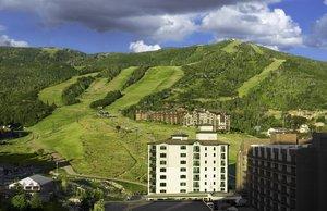 Exterior view - Sheraton Steamboat Resort Villas Steamboat Springs