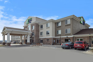 Exterior view - Holiday Inn Express Hotel & Suites West Omaha