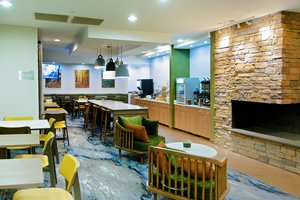 Restaurant - Fairfield Inn by Marriott Hays