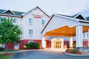 Exterior view - Fairfield Inn & Suites by Marriott White River Junction