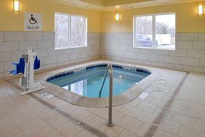 Pool - Holiday Inn Express Hotel & Suites West Omaha