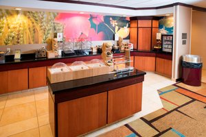 Restaurant - Fairfield Inn & Suites by Marriott White River Junction