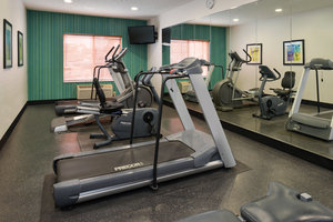 Fitness/ Exercise Room - Holiday Inn Express Hotel & Suites West Omaha