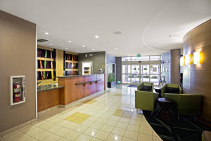 Lobby - SpringHill Suites by Marriott Sacramento Airport