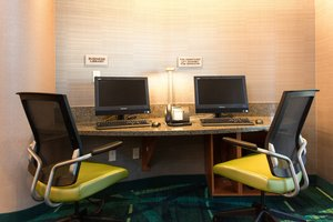 Conference Area - SpringHill Suites by Marriott Sacramento Airport
