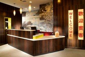 Lobby - Fairfield Inn & Suites by Marriott Downtown DC