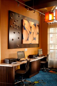 Conference Area - Fairfield Inn & Suites by Marriott Downtown DC