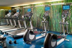 Recreation - Fairfield Inn & Suites by Marriott Downtown DC