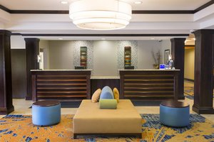 Lobby - Fairfield Inn & Suites by Marriott Slippery Rock