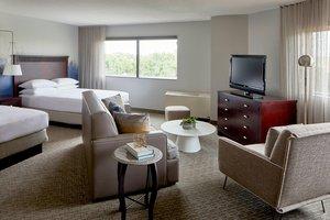 Suite - Marriott Hotel St Louis Park