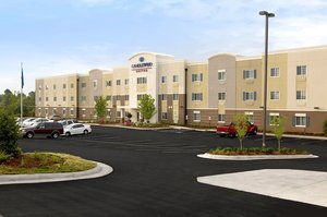 Exterior view - Candlewood Suites Macon