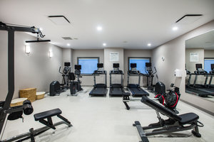 Fitness/ Exercise Room - Holiday Inn Hotel & Suites Grande Prairie