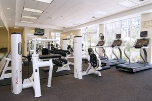 Fitness/ Exercise Room - Holiday Inn College Drive I-10 Baton Rouge