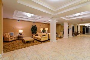 Lobby - Holiday Inn Express Long Beach