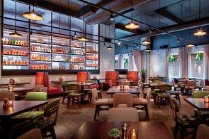 Restaurant - Marriott Hotel Downtown Indianapolis